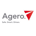 Agero Safe, Smart, Driven Logo