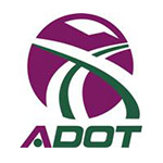 Arizona Department of Transportation AZDOT Logo