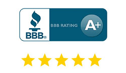 Desert Eagle Towing is BBB A+ Rated