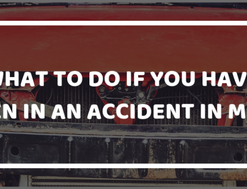 What to Do if You Have been in an Accident in Mesa